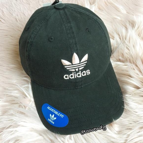 b46b409e5da Adidas Originals Relaxed Dad Baseball Hat